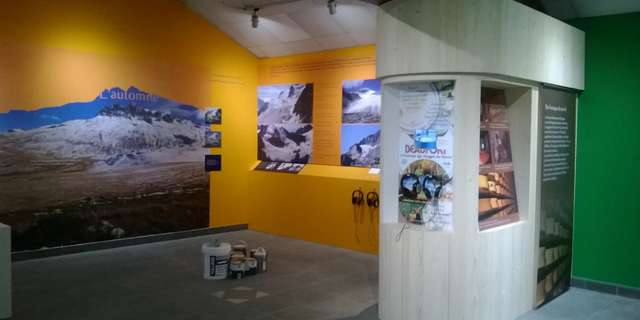Exhibition - Entrez en Vanoise