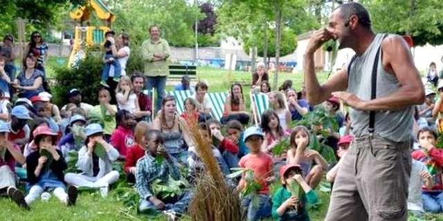 Fête de la St Roch - atelier et spectacle pour enfants
