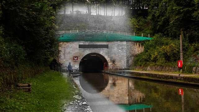 Les berges du canal