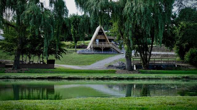 Cottage de l'Étang des sources