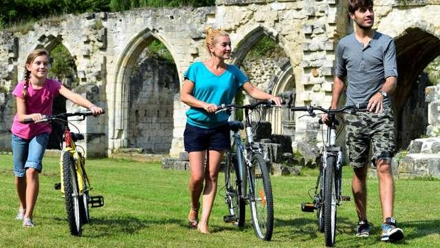 L'Aisne à vélo : par le Chemin des Dames