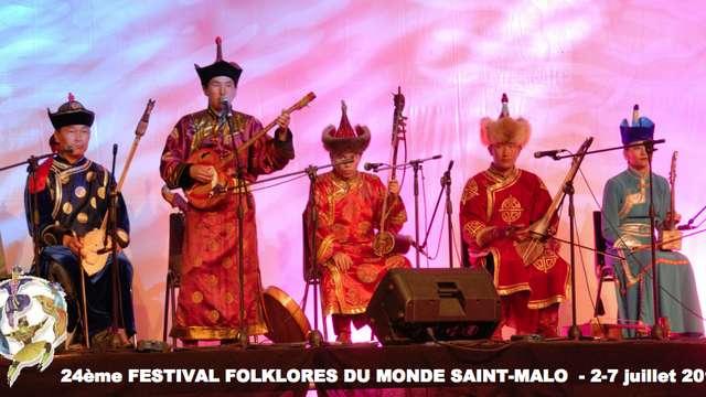 Folklore du monde