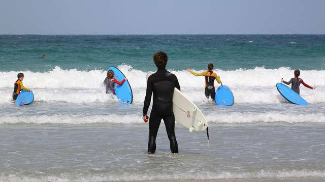 Ecole de Surf du Léon