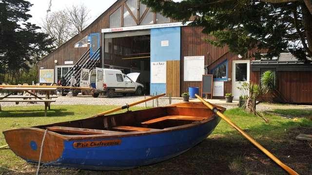 Ecole de voile - Centre nautique des Glénans