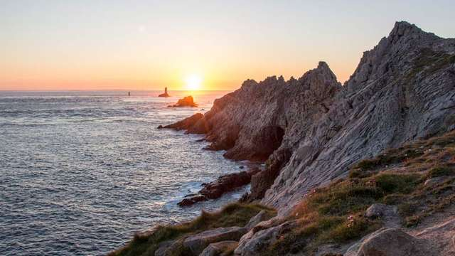 Pointe du Raz en Cap Sizun - Grand Site de France