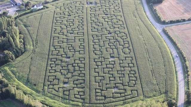 Pop Corn Labyrinthe - Baie de Quiberon