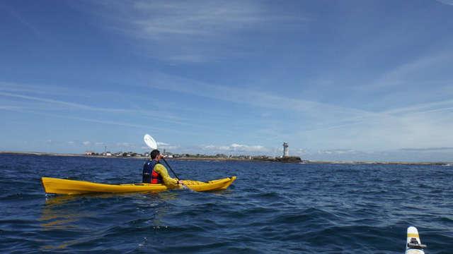 L'île de Sein en kayak de mer