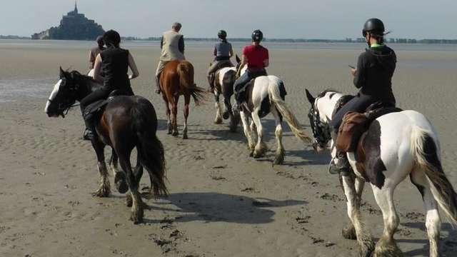 Centre équestre et poney club La Foucheraie