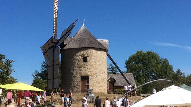 Journée des Moulins et du Patrimoine de Pays au Mont Dol