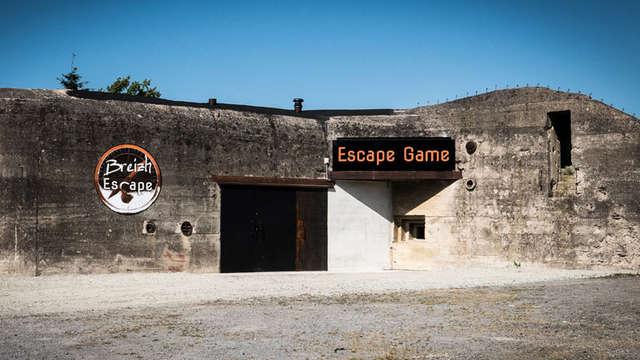 Breizh Escape - Défis de corsaire