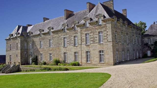 Château et parc de Couellan