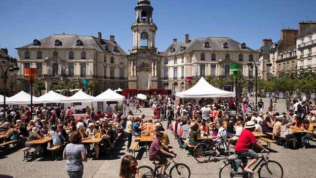 Rennes, la Bretagne en Capitale