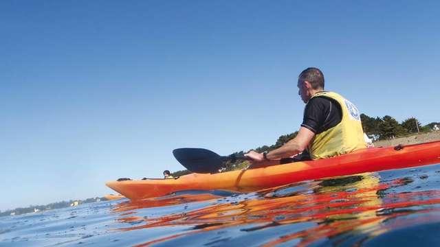 L'archipel des Glénan en kayak