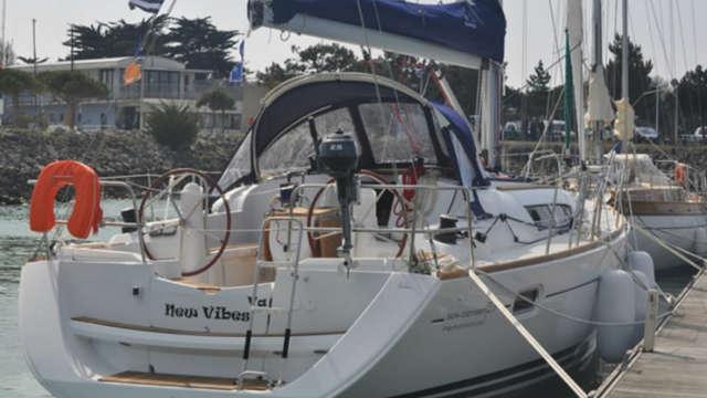 Voilier Morbihan: Sorties en mer - Stage de voile