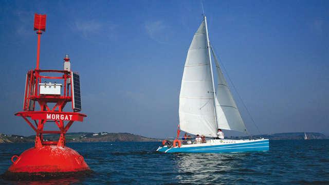 Catamaran en presqu'île de Crozon