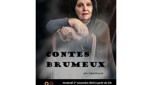 Contes Brumeux par DamEnora