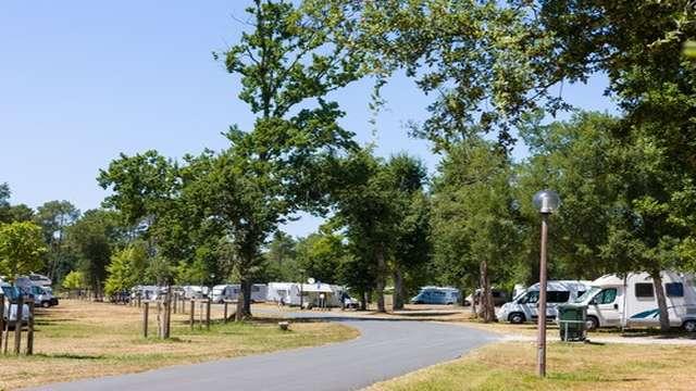 Aire de camping-cars de Léon