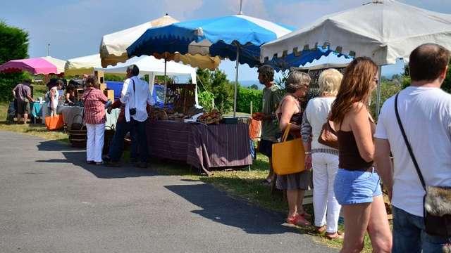 11 ème marché  des producteurs - ANNULÉ