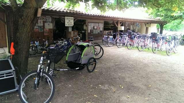 Location de vélos - Les vélos Mignon