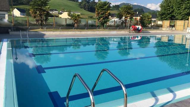 Soirée disco-piscine