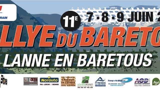 Rallye du Barétous