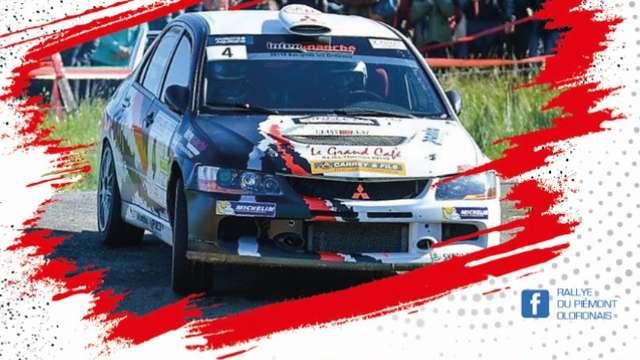 2ème Rallye Régional Asphalte du Piémont Oloronais