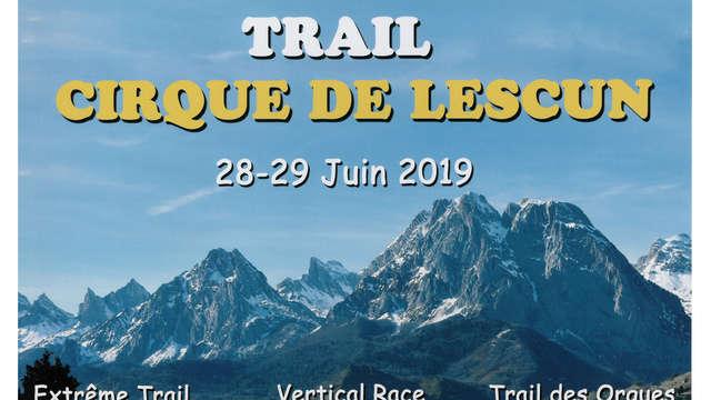 Extrême race trail dans le Cirque de Lescun