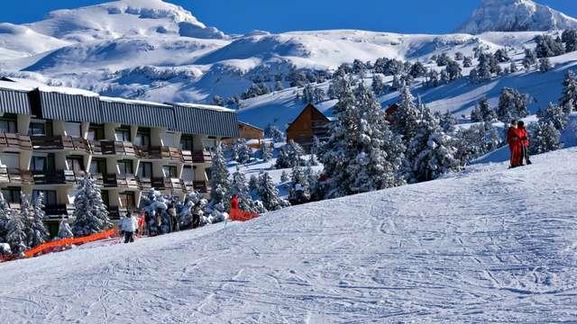 Station de ski la Pierre Saint-Martin