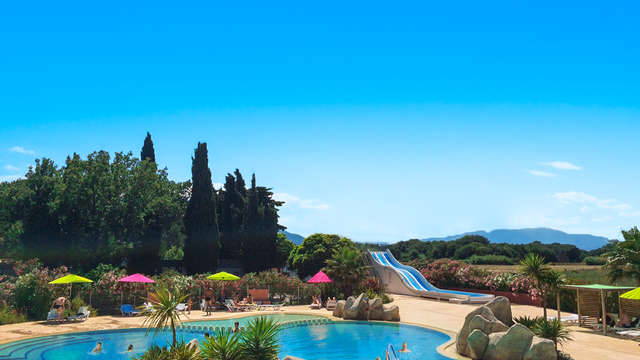 CAMPING LE MEDITERRANEE ARGELES