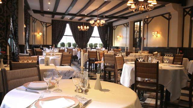 RESTAURANT LE RELAIS DE RONSARD-HOTEL DE FRANCE