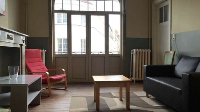 L'Auberge Bruxelloise, colocation