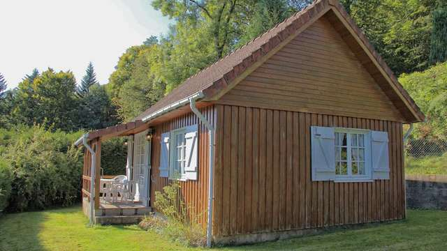 Location Gîtes de France - ROYERE DE VASSIVIERE - 4 personnes - Réf : 23G994
