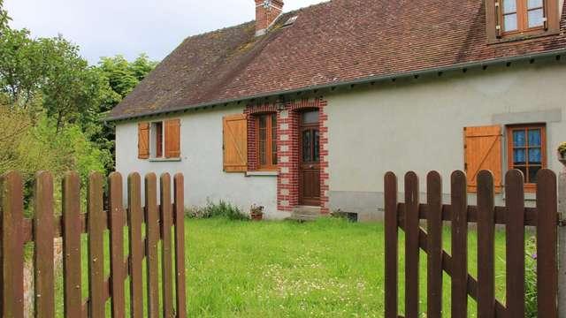 Location Gîtes de France - FRESSELINES - 6 personnes - Réf : 23G908