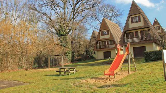 Location Gîtes de France - LA CELLE DUNOISE - 5 personnes - Réf : 23G470
