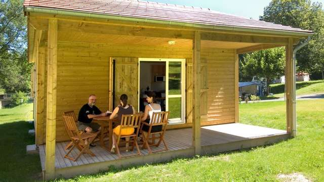 Location Gîtes de France - LA CHAPELLE TAILLEFERT - 6 personnes - Réf : 23G1157