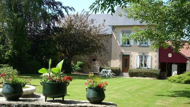 Location Gîtes de France - GUERET - 6 personnes - Réf : 23G1262