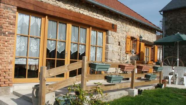 Location Gîtes de France - SAINT JULIEN LE CHATEL - 5 personnes - Réf : 23G1222