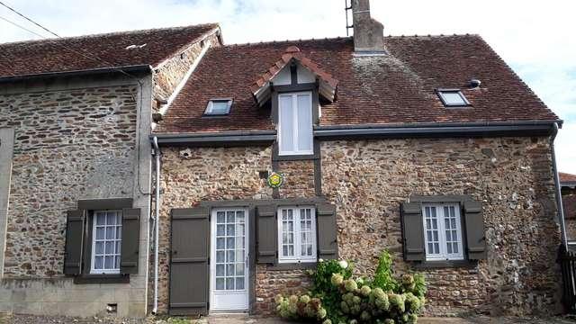 Location Gîtes de France - FRESSELINES - 5 personnes - Réf : 23G567