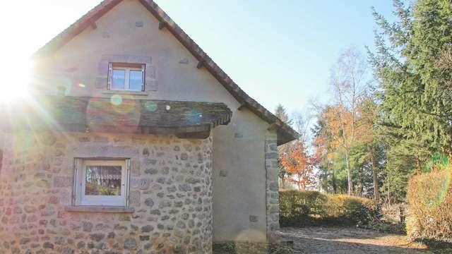 Location Gîtes de France - AUBUSSON - 4 personnes - Réf : 23G631