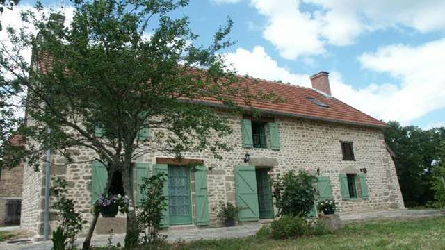 Location Gîtes de France - LADAPEYRE - 8 personnes - Réf : 23G1091
