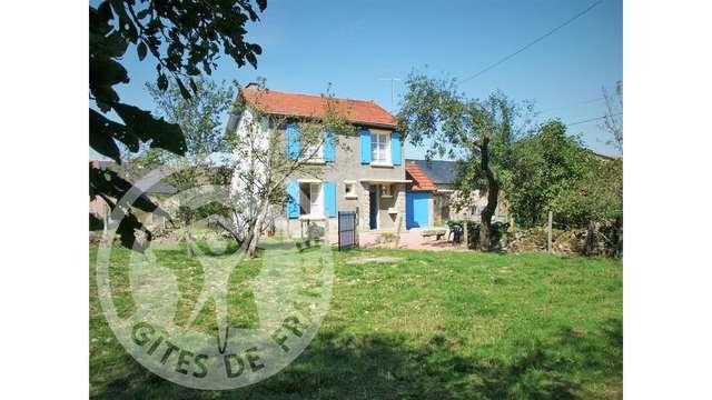 Location Gîtes de France - GOUZON - 6 personnes - Réf : 23G1193