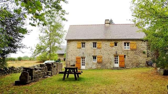 Location Gîtes de France - SOUS PARSAT - 6 personnes - Réf : 23G516