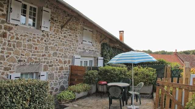 Location Gîtes de France - SAINT FRION - 3 personnes - Réf : 23G273