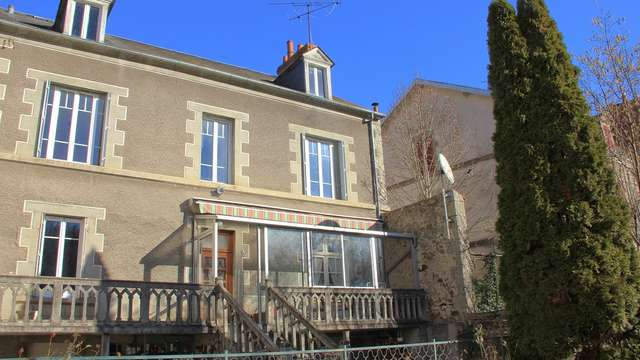 Location Gîtes de France - CHAMBON SUR VOUEIZE - 6 personnes - Réf : 23G1251