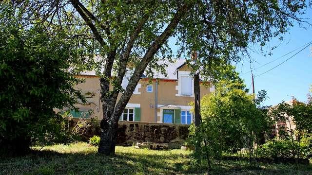 Location Gîtes de France - TOULX SAINTE CROIX - 6 personnes - Réf : 23G1461