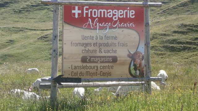 Alpage Gravier