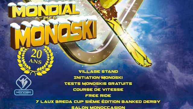 Mondial du Monoski