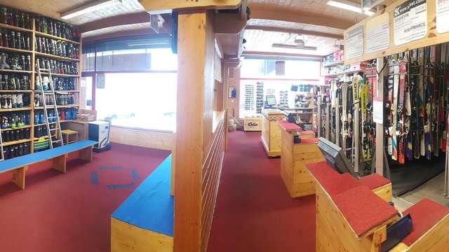 MougelSki Sport - Skiset