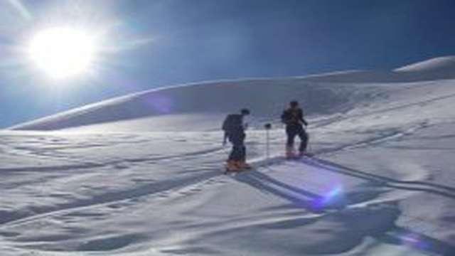 Ski de randonnée - Guides des 2 Vallées