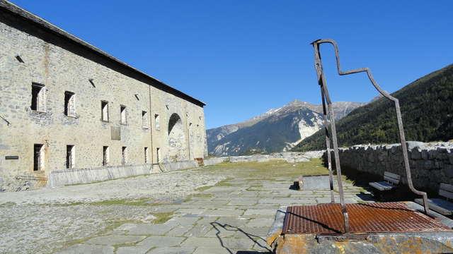 Il était une fois le Fort Victor Emmanuel : Visite nocturne